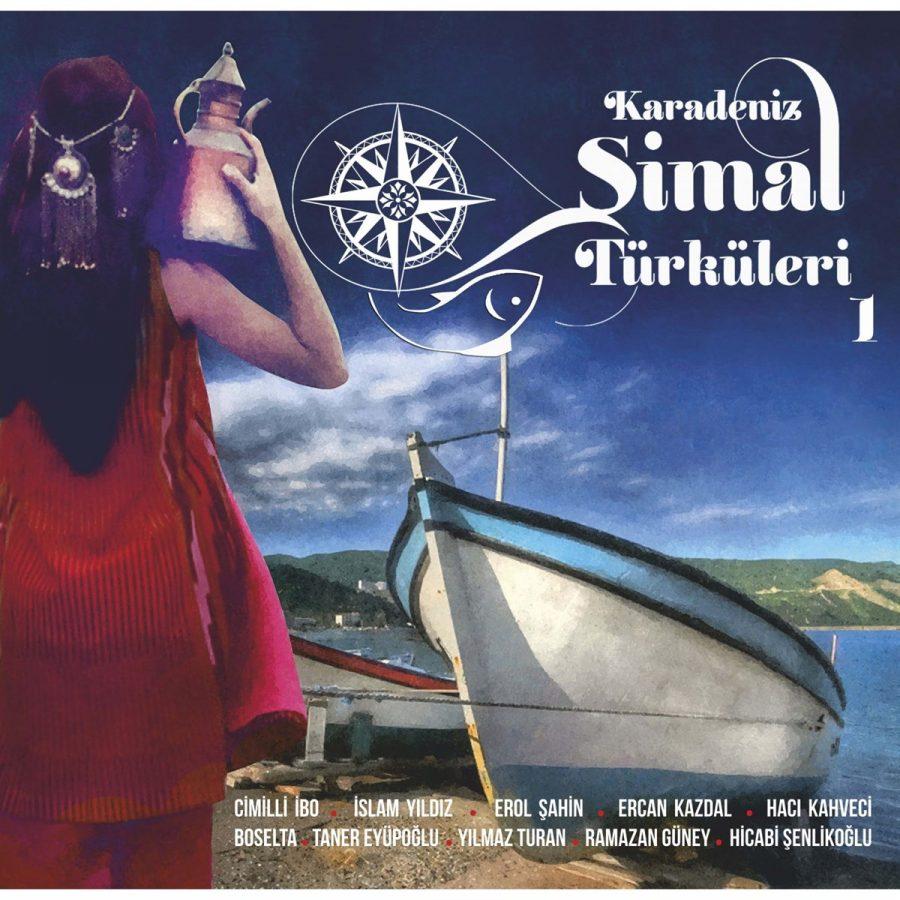 Karadeniz Şimal Türküleri - Plak