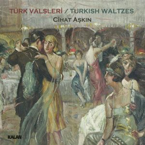 Cihat Aşkın Türk Valsleri - Plak