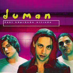Duman Eski Köprünün Altında (Limited Edition - Transparent Violet Vinyl) - Plak