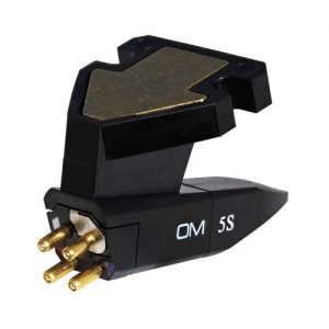 Ortofon OM 5 S Pikap Kafa ve İğnesi