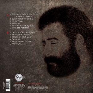 Ahmet Kaya Resitaller 1 - Plak