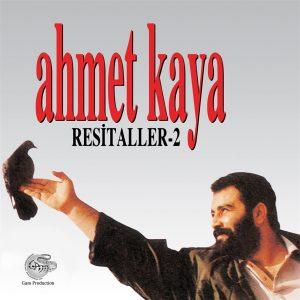 Ahmet Kaya Resitaller 2 - Plak
