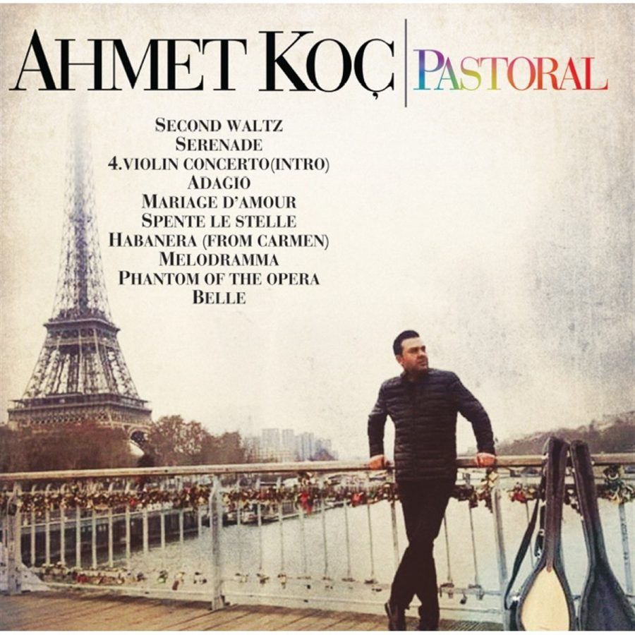 Ahmet Koç Pastoral - Plak