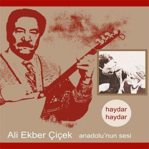 Ali Ekber Çiçek Anadolu'nun Sesi - Plak