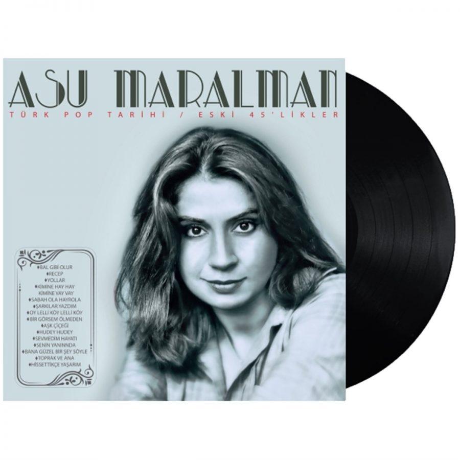 Asu Maralman Türk Pop Tarihi / Eski 45'likler - Plak