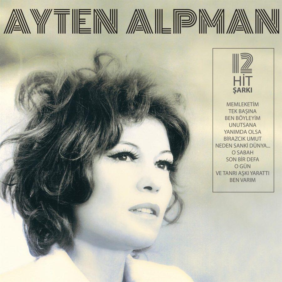 Ayten Alpman Türk Pop Tarihi Eski 45'likler - Plak