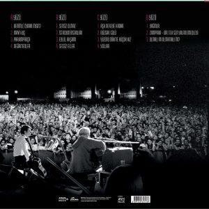 Bülent Ortaçgil & Teoman Konser - 2 Plak