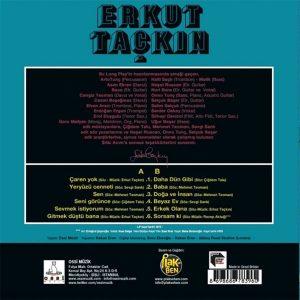 Erkut Taçkın - Plak