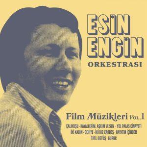 Esin Engin Film Müzikleri Vol.1 - 2 Plak