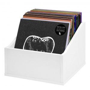Plak Kutusu 110 Adet Kapasiteli / Beyaz