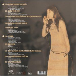 Sabahat Akkiraz ile 50 Yıl 1970-2020 - Plak