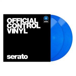 Serato Performance-Series Vinyl Mavi / 2 Adet