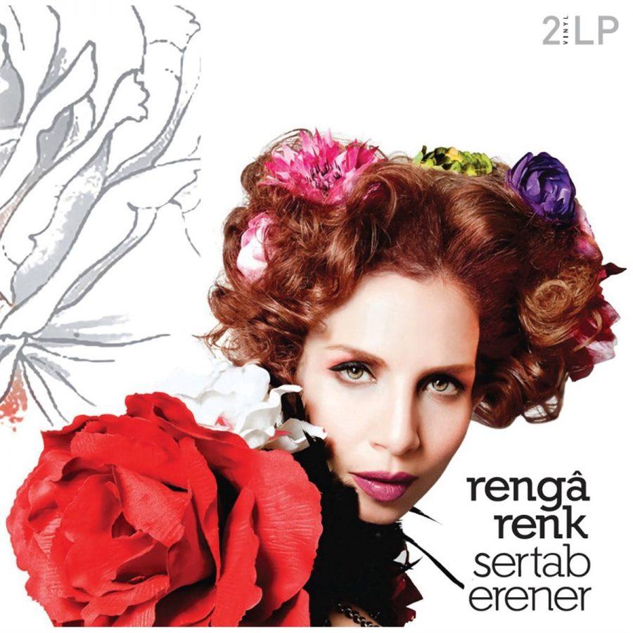 Sertab Erener- Rengarenk - 2 Plak