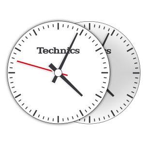 Technics Time Slipmats / 2 Adet