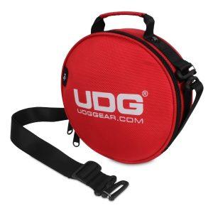UDG Ultimate DIGI Kulaklık Çantası / Kırmızı