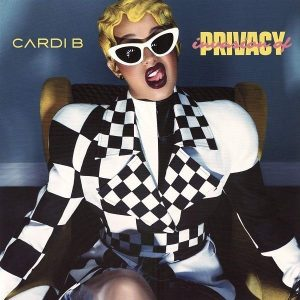 Cardi B Invasion Of Privacy Plak