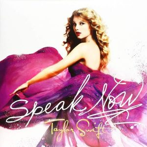 Taylor Swift Speak Now Plak