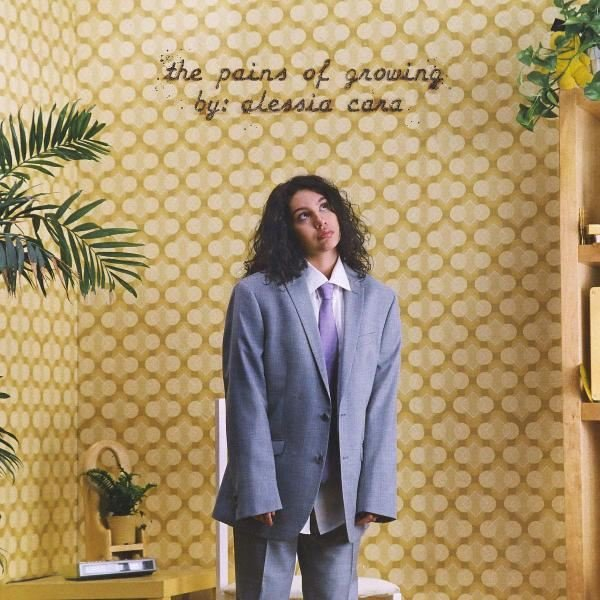 Alessia Cara Pains Of Growing Plak