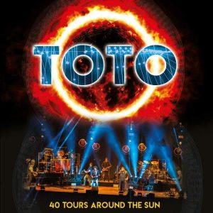 Toto 40 Tours Around The Sun (Limited) Plak
