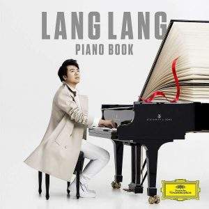 Lang Lang Piano Book Limited Plak