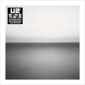 U2 No Line On The Horizon (Remastered) Plak