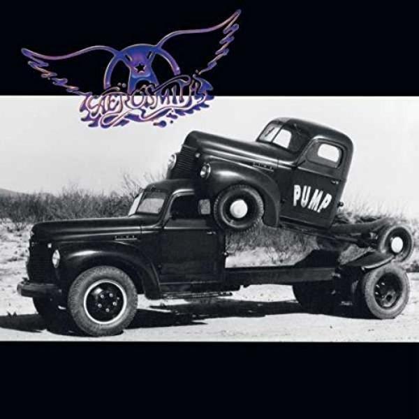 Aerosmith Pump Plak