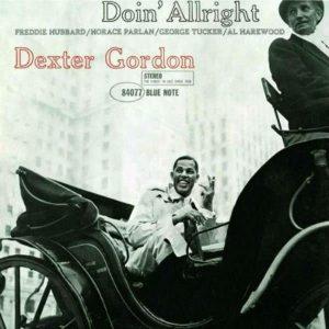 Dexter Gordon Doin' Allright Plak