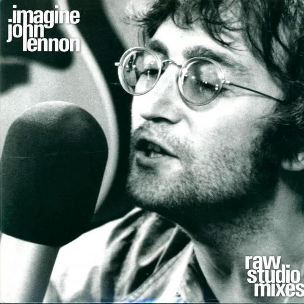 John Lennon Imagine (The Raw Studio Mixes) Plak