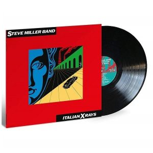 Steve Miller Band Italian X Rays (Limited) Plak