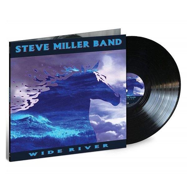 Steve Miller Band Wide River (Limited) Plak