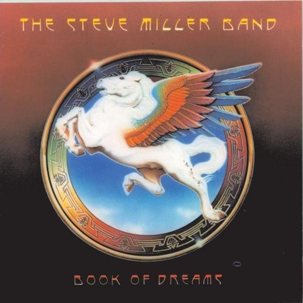 Steve Miller Band Book Of Dreams Limited Plak