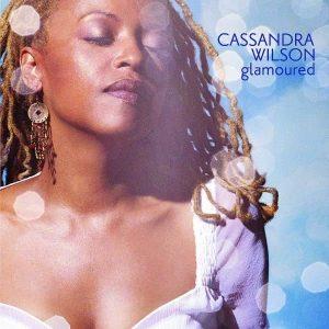 Cassandra Wilson Glamoured Plak