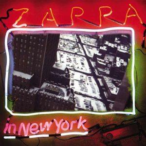 Frank Zappa Zappa in New York 40th Ann Plak
