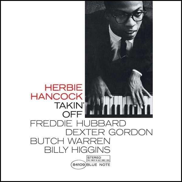 Herbie Hancock Takin' Off Plak