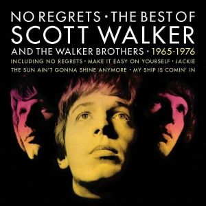No Regrets Best Of Scott Walker Plak
