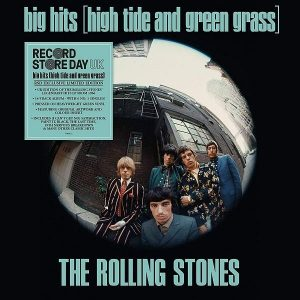 The Rolling Stones Big Hits High Tide & Green Grass Plak
