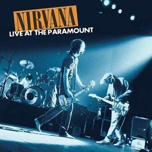 Nirvana Live At The Paramount - Plak