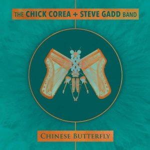 Chick Corea Chinese Butterfly - Plak