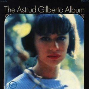 Astrud Gilberto The Astrud Gilberto Album Plak