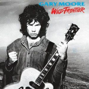 Gary Moore Wild Frontier (2016 Reissue) Plak