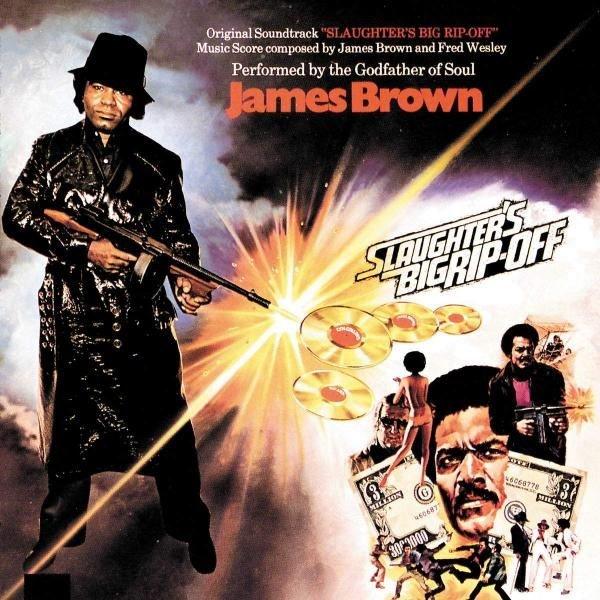 James Brown Slaughter'S Big Rip-Off Plak