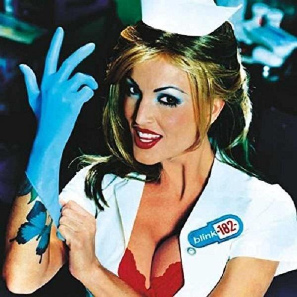 Blink-182 Enema Of The State Plak