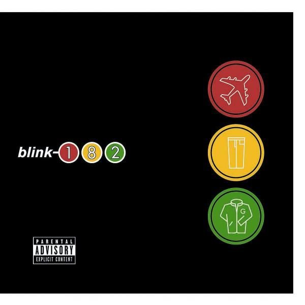 Blink-182 Take Off Your Pants And Jacket Plak