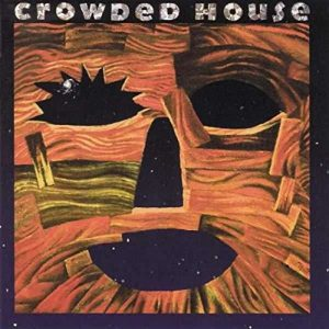 Crowded House Woodface Plak