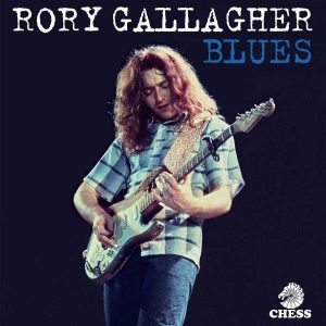 Rory Gallagher The Blues Plak
