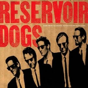 Reservoir Dogs Plak