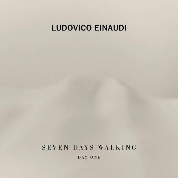 Ludovico Einaudi Seven Days Walking (Day 1) - Plak