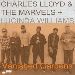 Charles Lloyd Vanished Gardens Plak