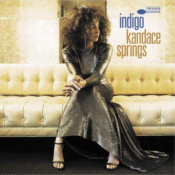 Kandace Springs Indigo Plak