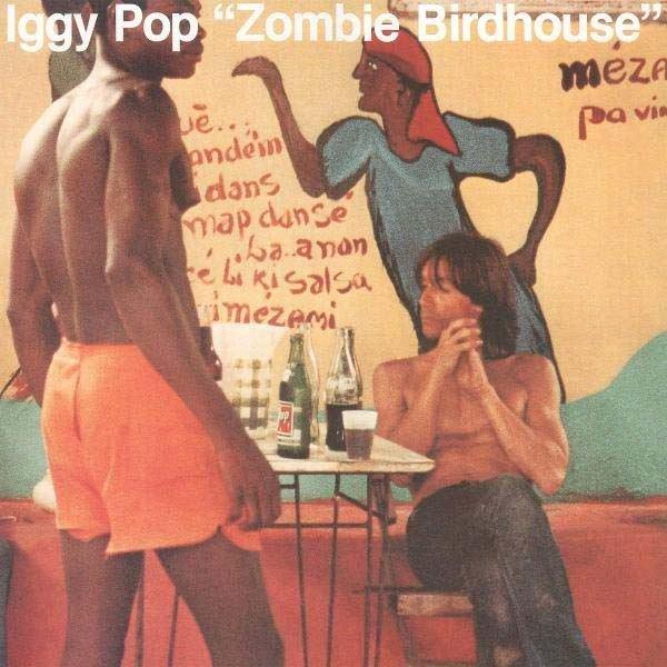 Iggy Pop Zombie Birdhouse Coloured Vinyl Plak